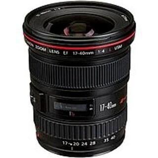 Canon 8806A002 Zoom Super Wide Angle EF 17-40 mm f/4L USM (Refurbished)