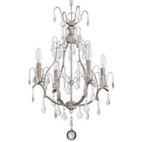 Shop Hinkley Lighting 4206 Everly 7 Light 1 Tier Candle
