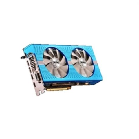 Sapphire Video Card 11289-01-20G NITRO+ Radeon RX 590 8GD5 Special Edition Retail
