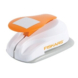 Fiskars Squared Design 4XL Lever Punch, 3-1/2 Inches