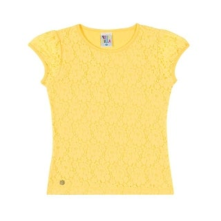 Pulla Bulla Tee for girls ages 2-10 year