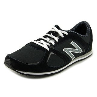 New Balance WL555  W Round Toe Suede  Sneakers