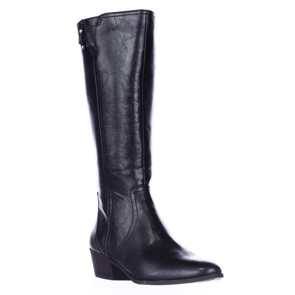 Dr. Scholl's Brilliance Riding Boots, Black