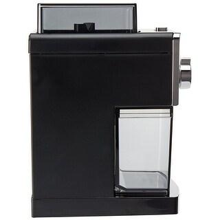 Capresso 591.05 Coffee Grinder, Black, Plastic/Steel, 8 Oz