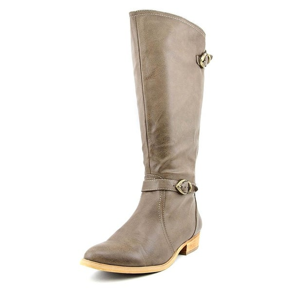 Baretraps Tommy Women Round Toe Synthetic Knee High Boot