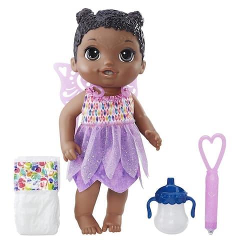 Baby Alive Face Paint Fairy - Dark Brown Hair