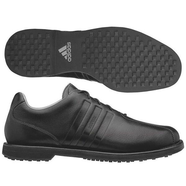 Adidas Men's Adipure Z-Cross Black Golf Shoes 675675/675681