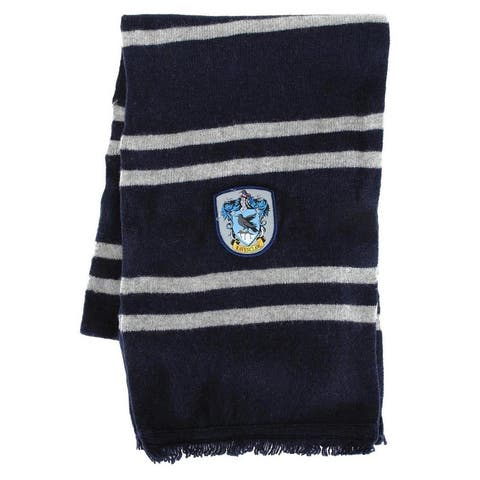 Harry Potter Ravenclaw House Scarf Costume Accessory - Blue