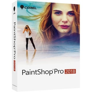 """""""Corel PaintShop Pro 2018 PaintShop Pro 2018"""""""