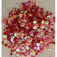 28 Lilac Lane Tin W/Sequins 40G-My Valentine