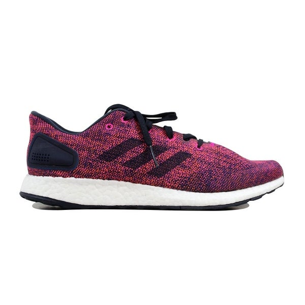 40263d87a090d Shop Adidas Men s Pureboost DPR LTD Noble Ink Solar Orange CG2995 ...