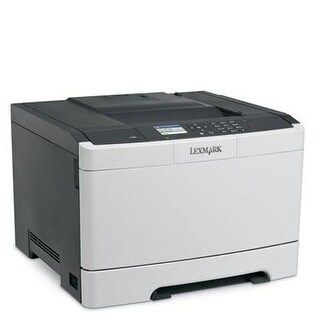 Lexmark Cs410dn Color Laser Printer, Network Ready, Duplex Printing And Professional Features