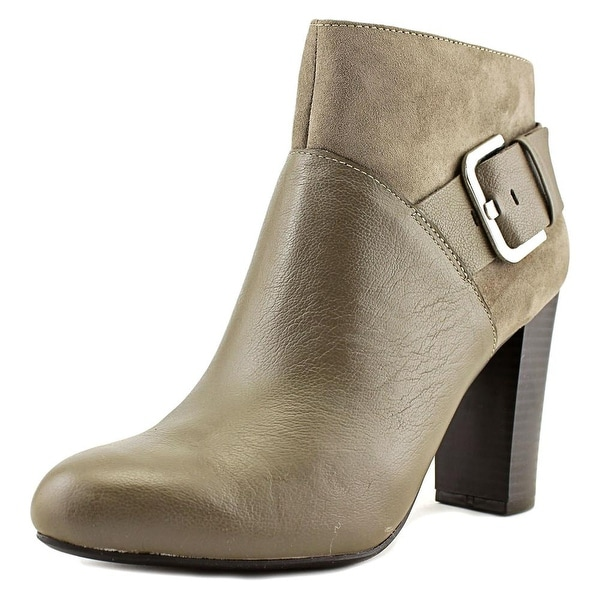 Bar III Nimble Women Grey Boots