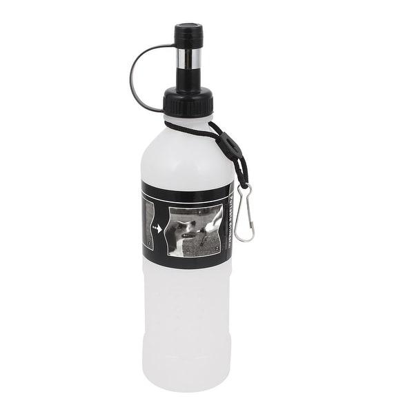 Portable Dog Water Bottle Pet Travel Water Bottle Cat: Shop Travel Portable White Plastic Pet Dog Cat Dispenser