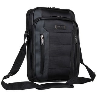 Link to Kenneth Cole Reaction Keystone Vertical Tablet Messenger Bag Similar Items in Briefcases