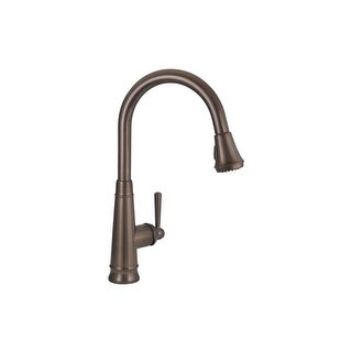 Mirabelle MIRXCHA101 Hartfield Pullout Spray Kitchen Faucet with Magnetic Docking