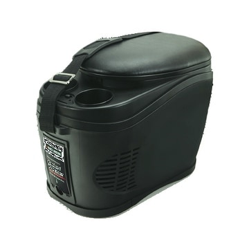 Baccus Global LLC BND-TC212BM 12-can/2.3 Gallon Car Cooler 12V DC