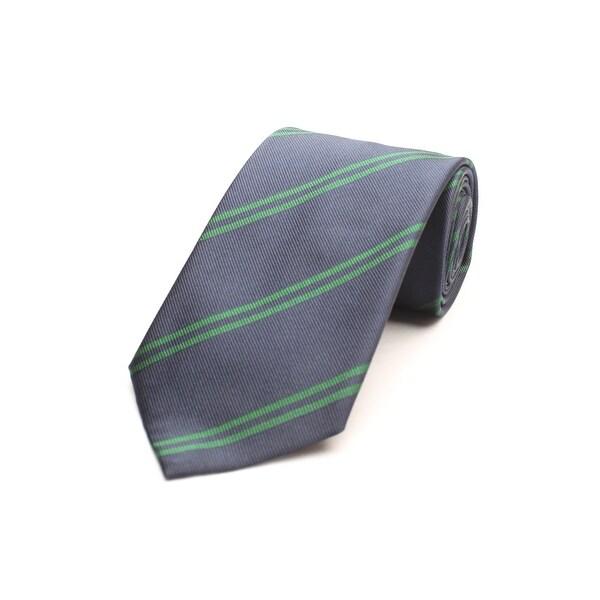 Versace Men's Silk Neck Tie N2040-0527 Navy Blue