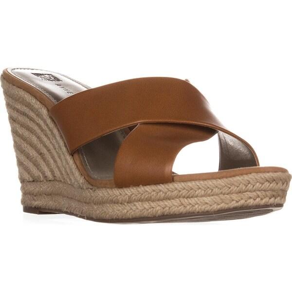 e9cf3837a6fada Shop Anne Klein Waleigh Espadrille Wedge Sandals
