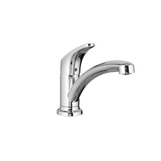 American Standard 7074.010  Colony Pro Single Handle Kitchen Faucet - Polished Chrome