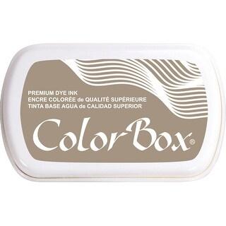 Colorbox Premium Dye Ink Pad-Sandstone
