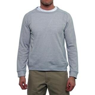 Cullen Long Sleeve Crew Neck Sweater Men Regular Sweater Top