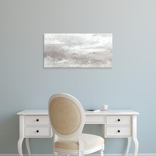 Easy Art Prints June Erica Vess's 'Stormhold I' Premium Canvas Art
