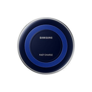 Samsung Qi Certified Fast Charge Wireless Charger (Universally compatible with all Qi enabled phones) - Special Edition