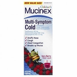Mucinex Kids Multi-Symptom Cold 6.8 oz
