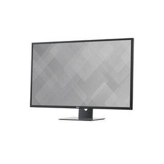 Dell P4317q Ultra Hd 4K Multi-Client Ips Monitor W/ Built-In Speakers