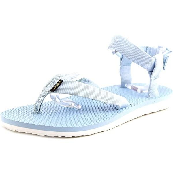 225a76ac945 Shop Teva Original Sandal Marled Blue Sandals - Free Shipping On ...