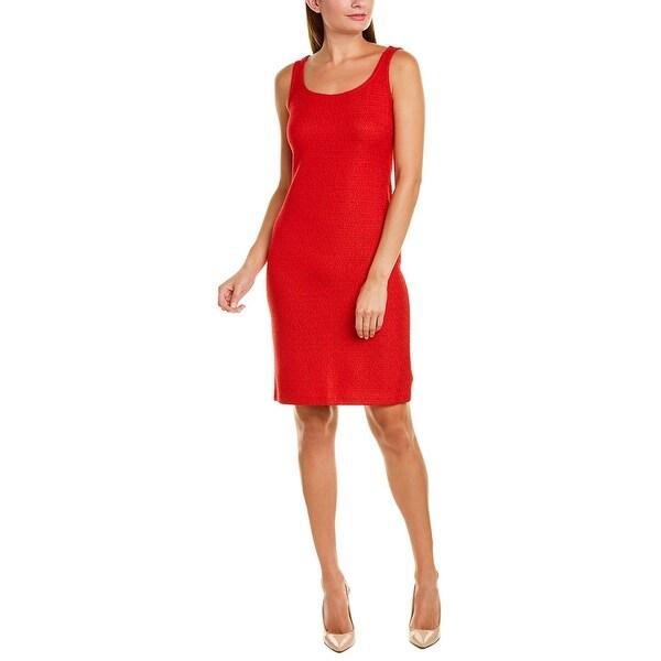 St. John Wool-Blend Sheath Dress. Opens flyout.
