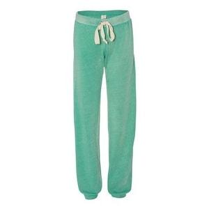 Women S Angel Fleece Sanded Pant Jade S