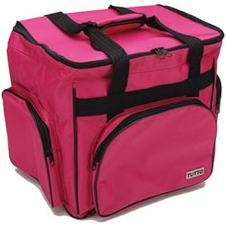 "14.5""X14.5"" Pink - Tutto Serger & Accessory Bag"