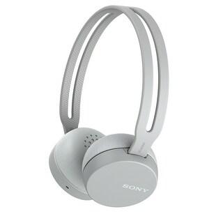 Sony CH400 Wireless Headphones (Gray)