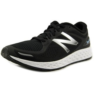 New Balance WZANT Women D Round Toe Synthetic Black Running Shoe
