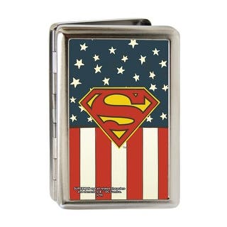 Superman Shield Americana Fcg Red White Blue Yellow Business Card Holder|https://ak1.ostkcdn.com/images/products/is/images/direct/61ca3f905d8a30f56646d9b135af8b8c226686cc/Superman-Shield-Americana-Fcg-Red-White-Blue-Yellow-Business-Card-Holder.jpg?impolicy=medium