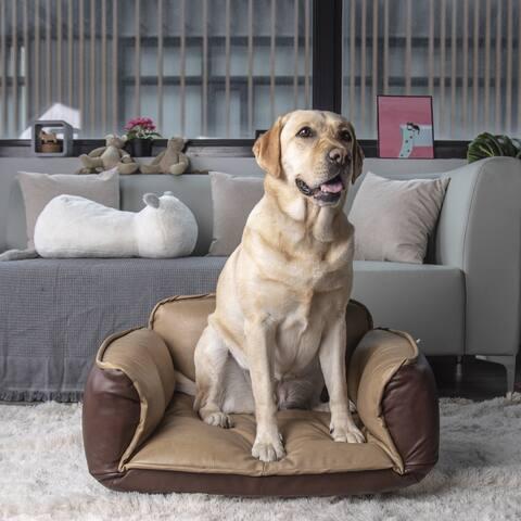 K1 Dog Sofa Stark - Brown