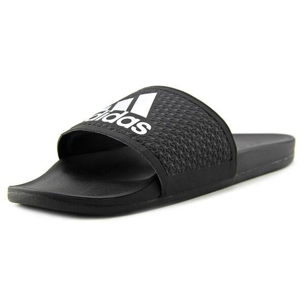 Adidas Adilette Men Open Toe Synthetic Black Slides Sandal