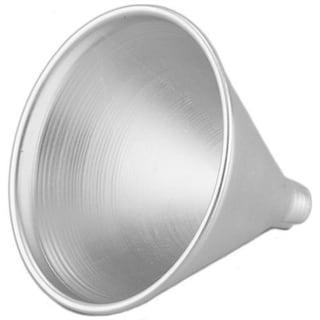 HIC 698 Canning Funnel, Aluminum, 12 Oz