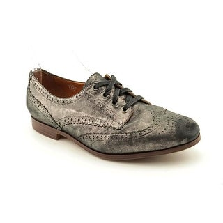 Earthies Treviso Wingtip Toe Leather Oxford
