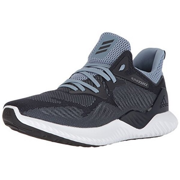 Adidas Mens Alphabounce Beyond M, Legend Ink, Legend Ink Fabric, Raw Grey - 8.5 d(m) us