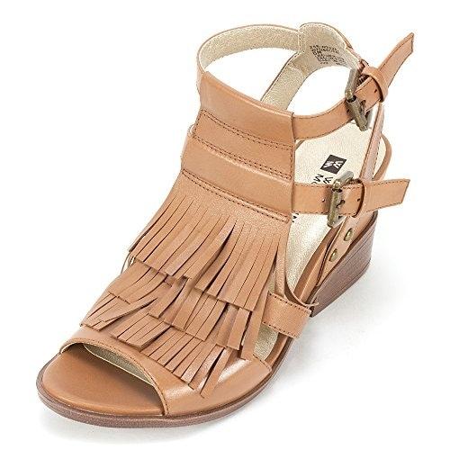 White Mountain Womens Saga Open Toe Casual Ankle Strap Sandals