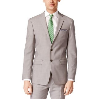 Calvin Klein Mens Two-Button Suit Jacket Wool Woven|https://ak1.ostkcdn.com/images/products/is/images/direct/61cfc32a75b0d575a052d0ce7be9bd245b724efa/Calvin-Klein-Mens-Two-Button-Suit-Jacket-Wool-Woven.jpg?_ostk_perf_=percv&impolicy=medium