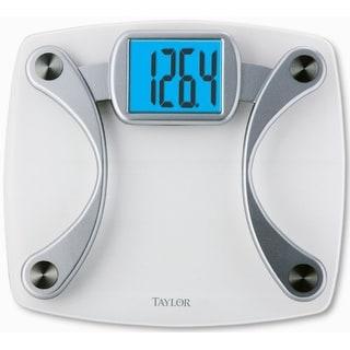 Taylor Digital TAP75684192W Butterfly Glass Digital Scale