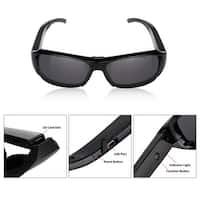 Excelvan HD Polarized Sunglasses Mini Camera Digital Video Recorder DV Eyewear Camcorder Audio-TF
