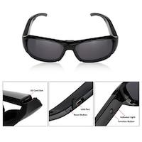 6677c059ca9 Excelvan HD Polarized Sunglasses Mini Camera Digital Video Recorder DV  Eyewear Camcorder Audio-TF