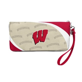 Wisconsin Badgers Wallet Curve Organizer Style