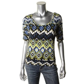 Rebellious One Womens Juniors Pullover Top Pattern Cut-Out (5 options available)