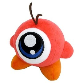 Nintendo 5-inch Kirby Super Star Waddle Doo Plush Toy